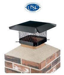 US Stove CCADJ US Stove Company Adjustable Chimney Cap
