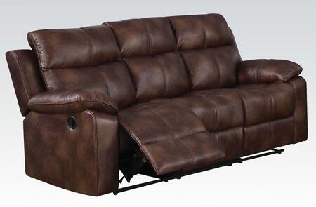 Acme Furniture 50815 Dyson Series  Microfiber Sofa