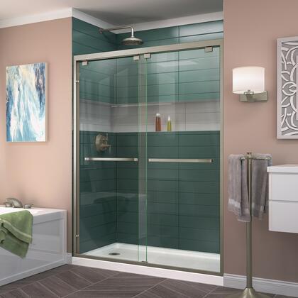 Encore Shower Door RS50 04 B LeftDrain
