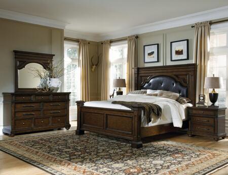 Pulaski 67317012BDM2N Durango Ridge Queen Bedroom Sets