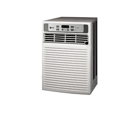 LG LW1013CR Casement Air Conditioner Cooling Area,