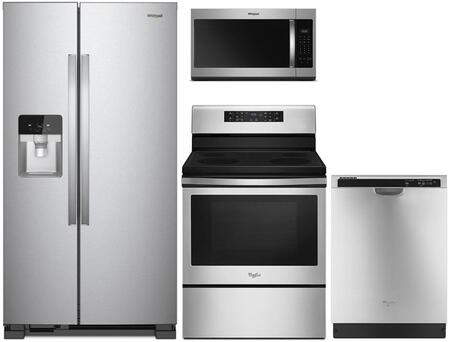 Whirlpool 730325 Kitchen Appliance Packages