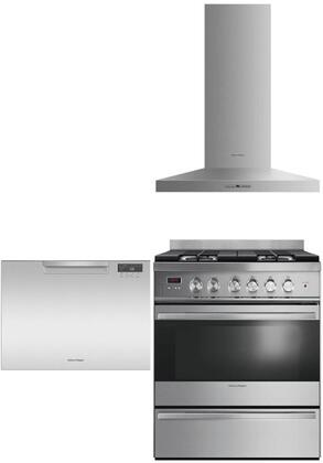 Fisher Paykel 719019 Kitchen Appliance Packages