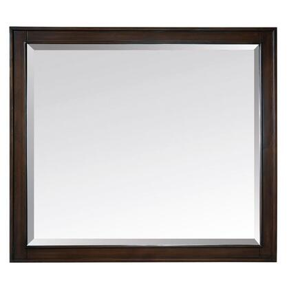 Avanity MADISONM36LE Madison Series Rectangular Portrait Bathroom Mirror