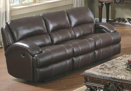 Yuan tai CA8626SBR Capri Series Sofa Leather Sofa