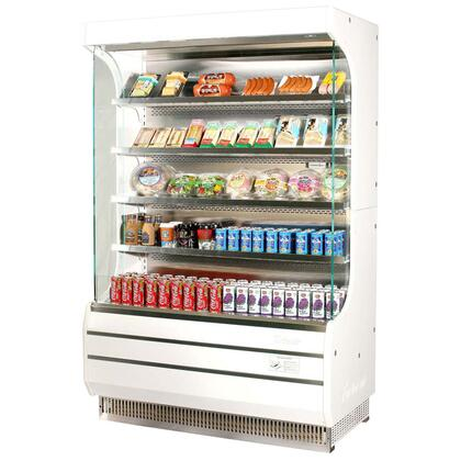Turbo Air TOM50  Freestanding Refrigerator