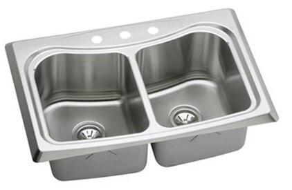 Elkay ECTME332210MR2 Kitchen Sink