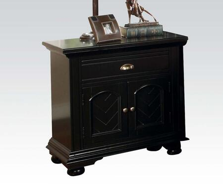 Acme Furniture 04743 Newville Series  Wood Night Stand