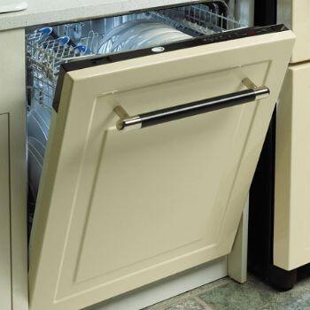 Heartland HLDWI01 Legend Series Built-In Fully Integrated Dishwasher with in Almond