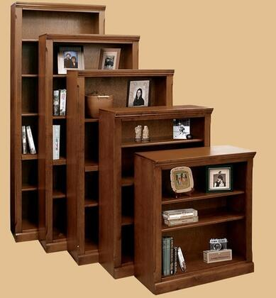 Legends Furniture OS6872SPROld Savannah Series  Bookcase