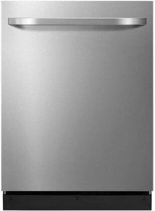 "Haier DWL7075MCSS 24"" Built-In Fully Integrated Dishwasher"