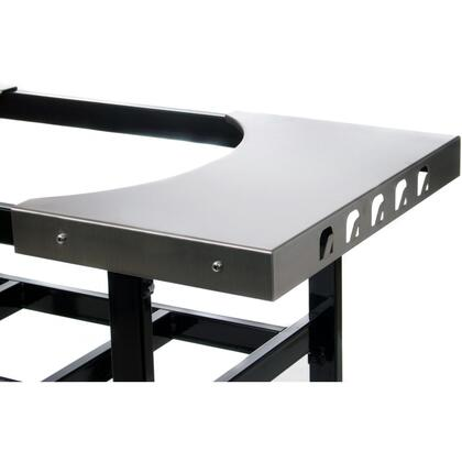 Primo PR3 Stainless Steel Side Tables for Primo Cart for with Hooks