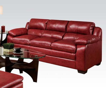 Acme Furniture 50595 Jeremy Series  Bonded Leather Sofa