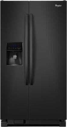 Whirlpool WRS346FIAB Freestanding Side by Side Refrigerator