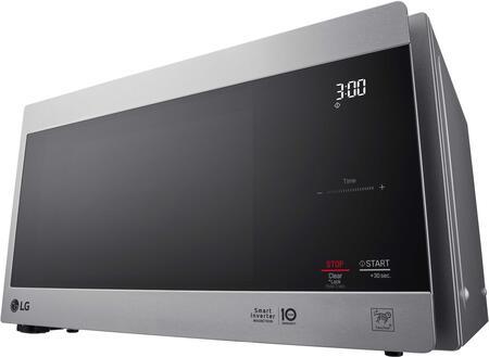 LG LMC0975ST 19 Inch  9 cu  ft  Capacity Countertop Microwave