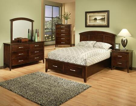 Ayca 2804PCQ Queen Bedroom Sets