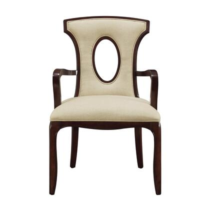 Sterling 6071252 Blakemore Series Contemporary Fabric Wood Frame Dining Room Chair
