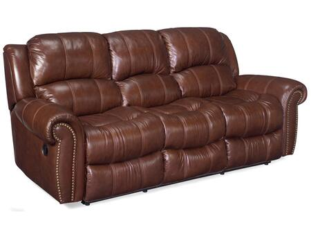 Living Room Cognac Sofa
