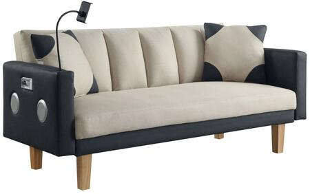 Acme Furniture Hebe Adjustable Sofa