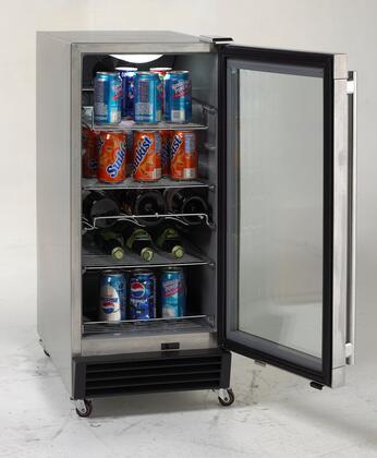 Avanti OBC33SSD Freestanding All Refrigerator Outdoor Refrigerator