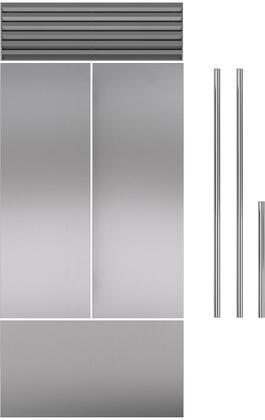 Sub-Zero 730572 Door Panels