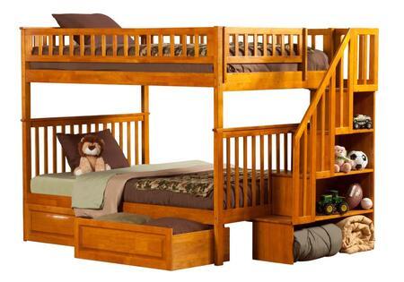 Atlantic Furniture AB56827  Full Size Bunk Bed