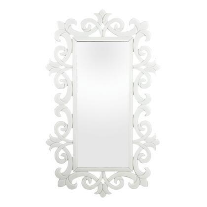Sterling 11485 Haylee Series Rectangle Portrait Wall Mirror
