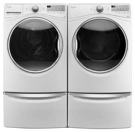 Whirlpool 689913 Washer and Dryer Combos