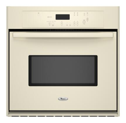 Whirlpool RBS275PVT Single Wall Oven, in Bisque