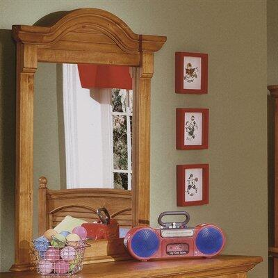 American Woodcrafters 65X0030 Vertical Mirror in XXX Finish