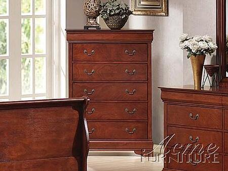 Acme Furniture 09806 Louis Philippe II Series  Chest