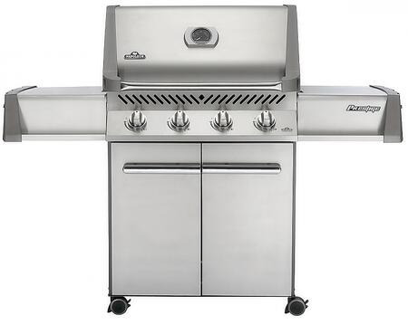 """Napoleon P500NSS Freestanding 64.25"""" Natural Gas Grill"""