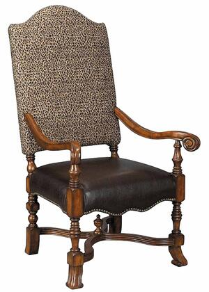 Stein World 11887 Accent Seating Series Armchair Fabric Wood Frame Accent Chair