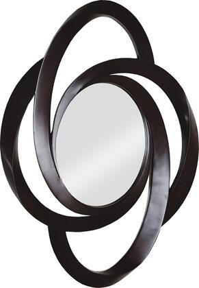 Ren-Wil MT744  Oval Both Wall Mirror |Appliances Connection