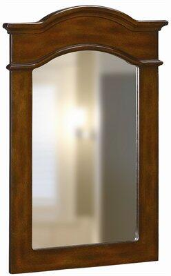 Belle Foret BF80053  Arched Portrait Wall Mirror