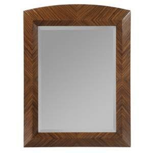 Ambella 12531140030 Milano Series Square Portrait Wall Mirror