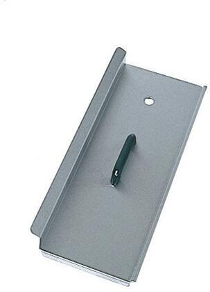 frymaster 1068931 stainless steel 7 1 4 x 21 split pot fryer cover