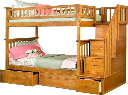 Atlantic Furniture AB55617  Bunk Bed