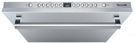 Thermador DWHD650GFP Professional Sapphire Series Built-In Fully Integrated Dishwasher