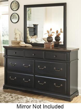 Signature Design by Ashley B63131 Breen Series Wood Dresser