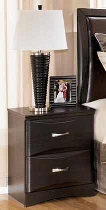 Signature Design by Ashley B27692 Ellenton Series Rectangular Wood Night Stand