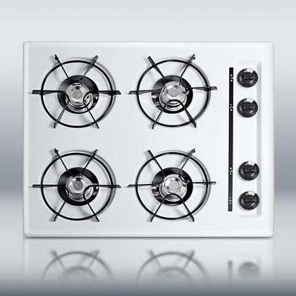 Summit WTL033  Gas Open Burner Style Cooktop