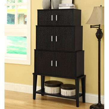 Monarch I2547 Freestanding Wood 0 Drawers Cabinet