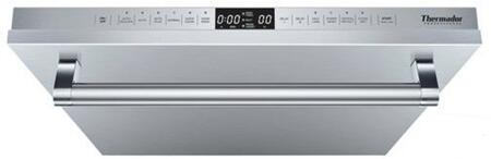 Thermador DWHD651GFP Professional Sapphire Series Built-In Fully Integrated Dishwasher