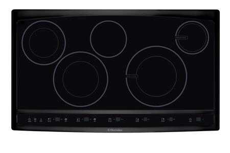 Electrolux EW36CC55GB Wave-Touch Series Electric Cooktop
