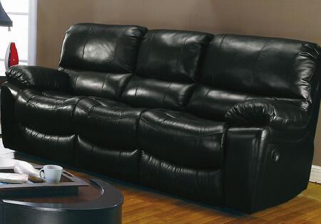 Yuan Tai 6822SBK Madison Series Sofa Leather Sofa