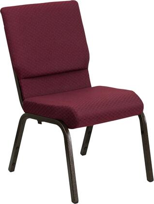 Flash Furniture XUCH60096BYXY56GG Hercules Series Armless Fabric Metal Frame Accent Chair
