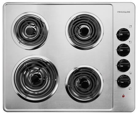 Frigidaire FFEC2605LS  Electric Cooktop, in Stainless Steel