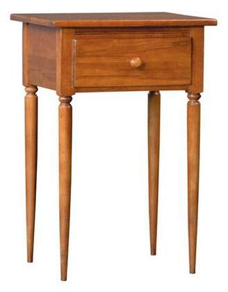 Durham 105205VINM Bayview Series Rectangular Wood Night Stand