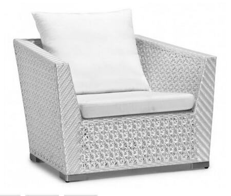 TOV Furniture TOV51XCHAIR  Patio Chair
